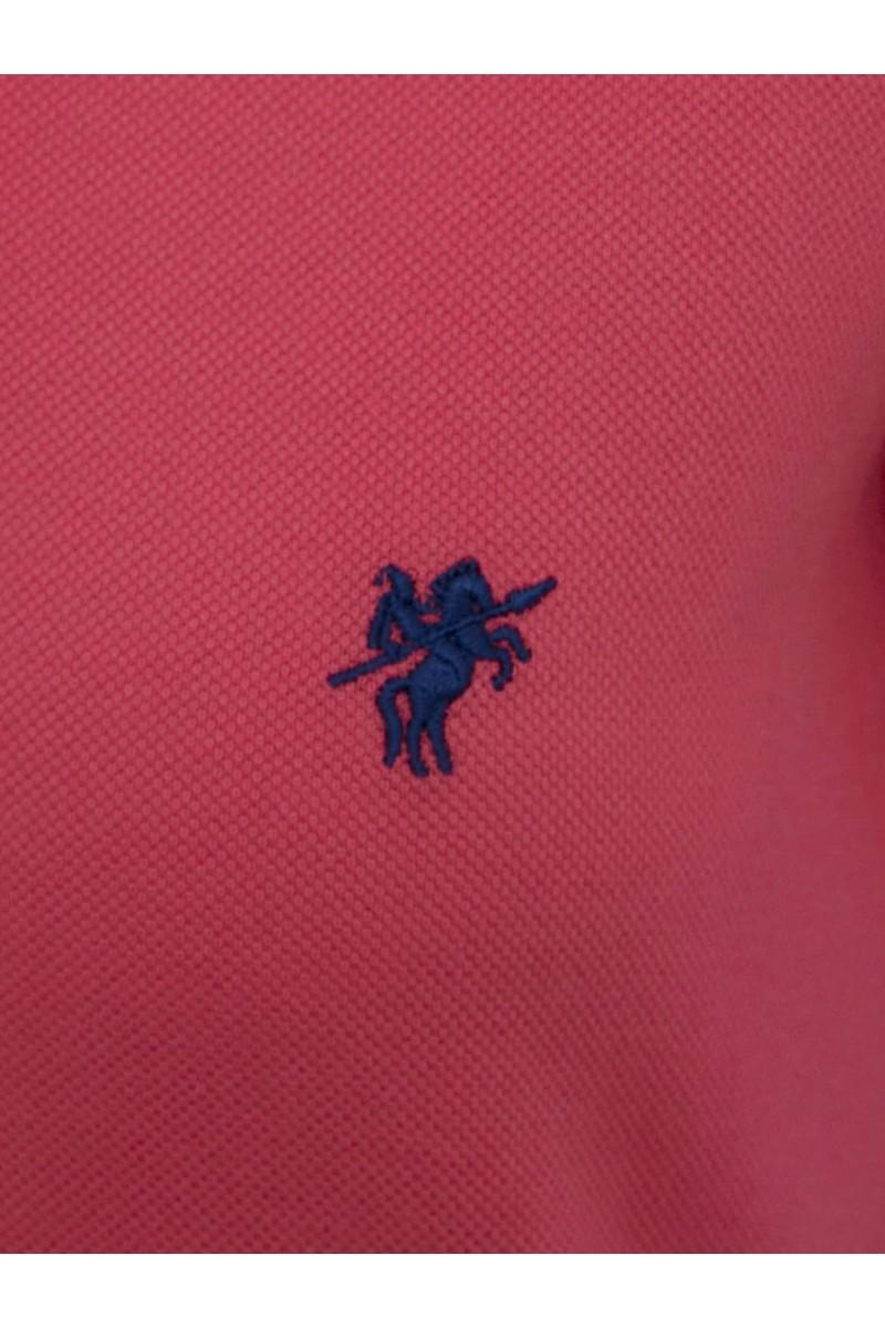 Damen Polo Shirt CORAL
