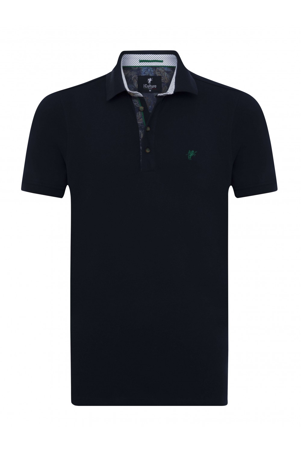 Herren Polo Shirt BLACK