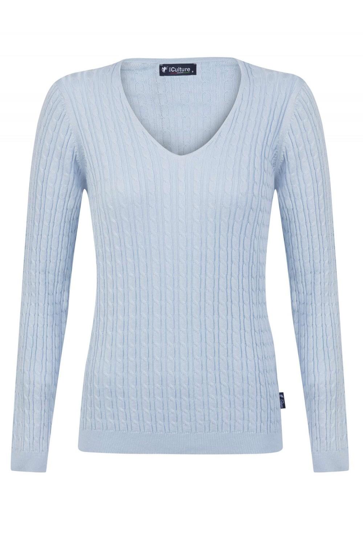 Damen Pullover BLAU