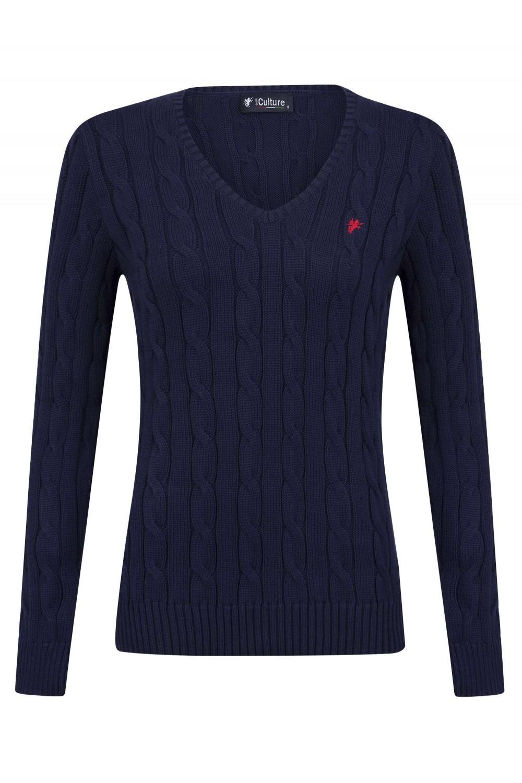 Damen Pullover NAVY