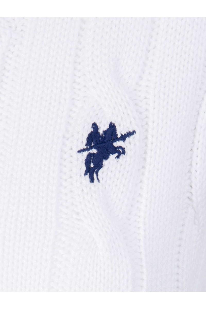 Damen Pullover WEISS