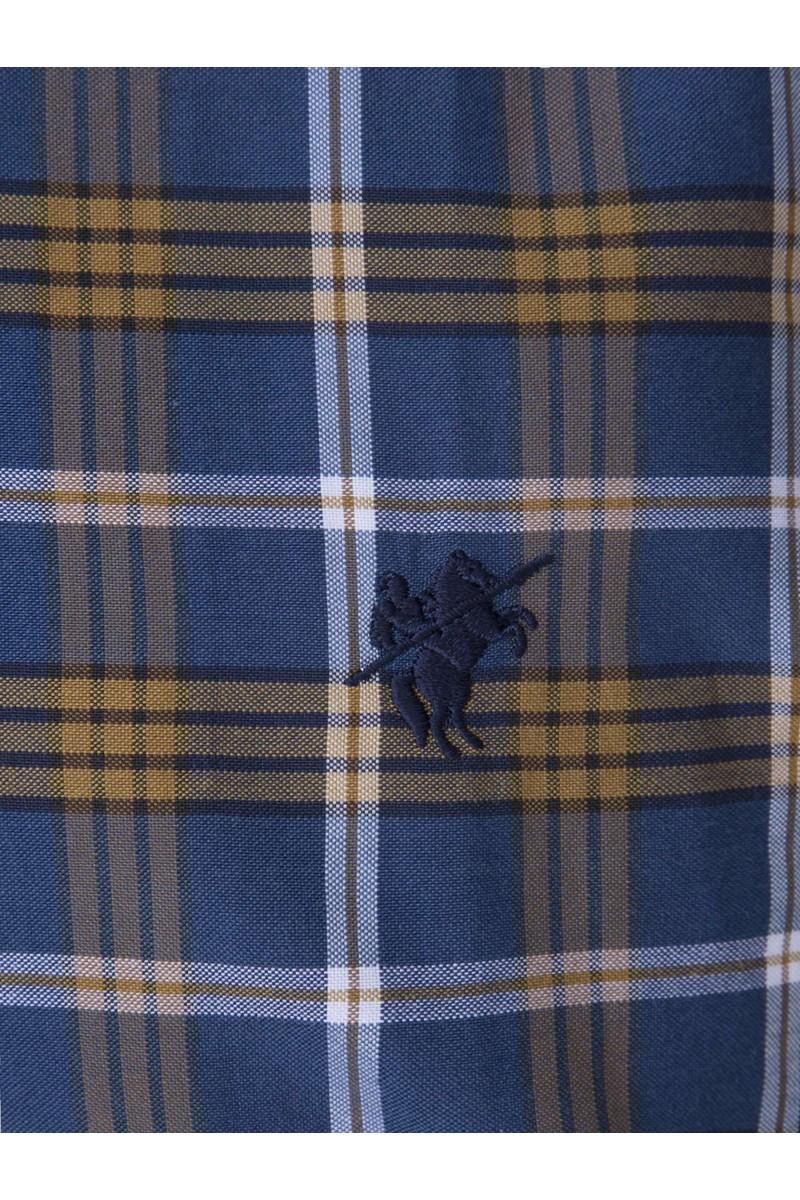 Herren Shirt SENF