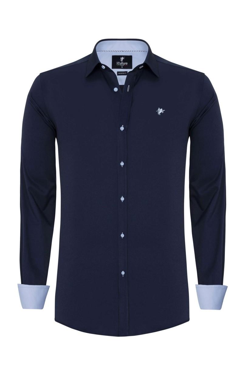 Herren Shirt NAVY