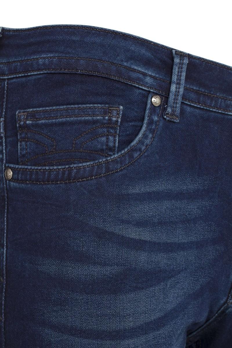 Herren Jeans Medium Blue Wash