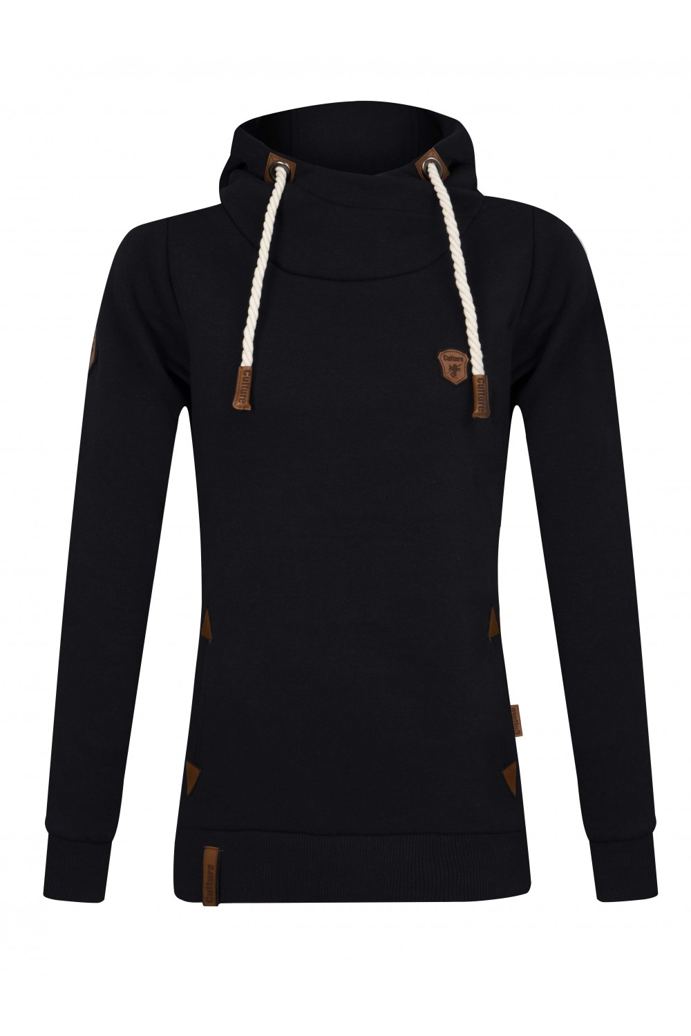 Damen Sweat BLACK