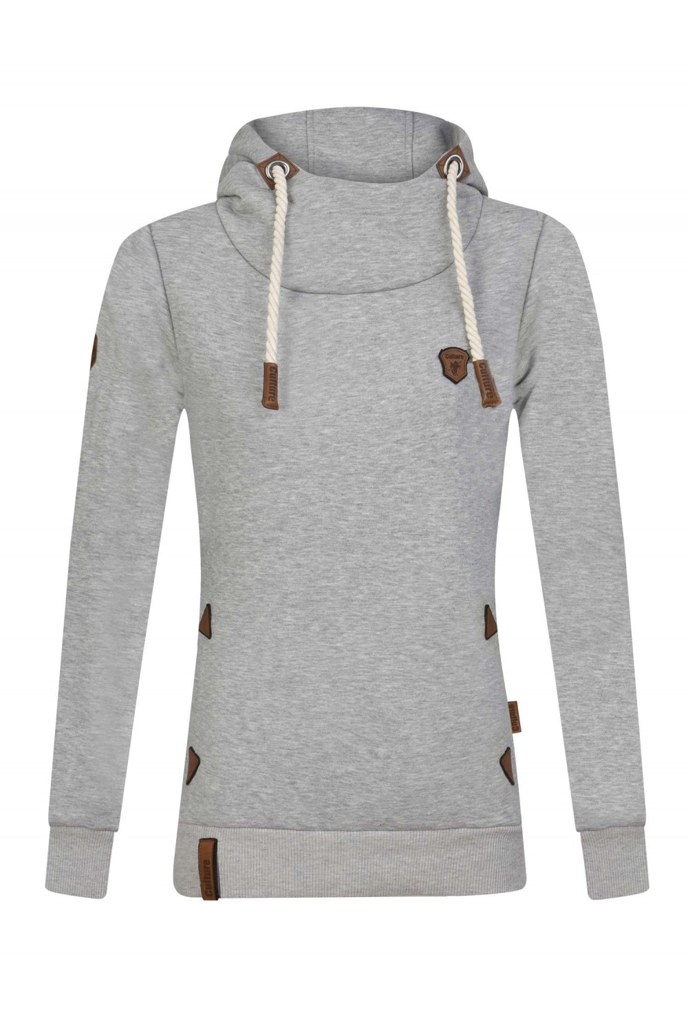 Damen Sweat GRAUMEL.