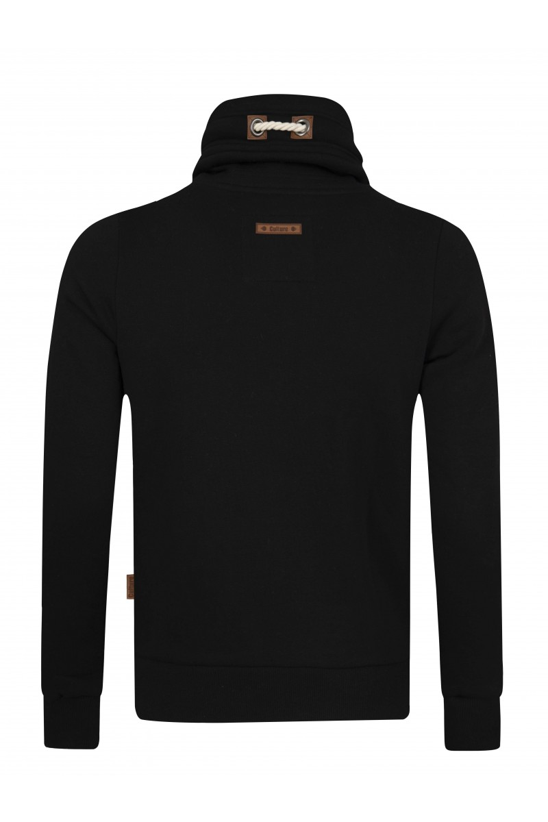 Herren Sweat BLACK