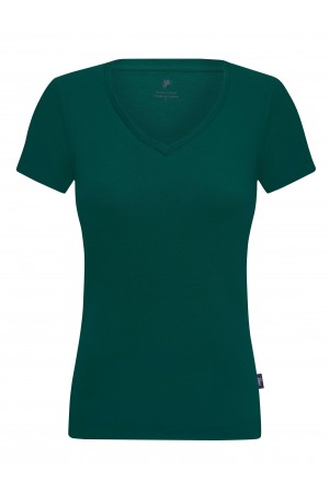 Damen T-Shirt GRUN
