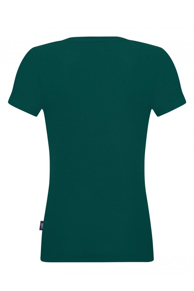 Damen T-Shirt GRUN
