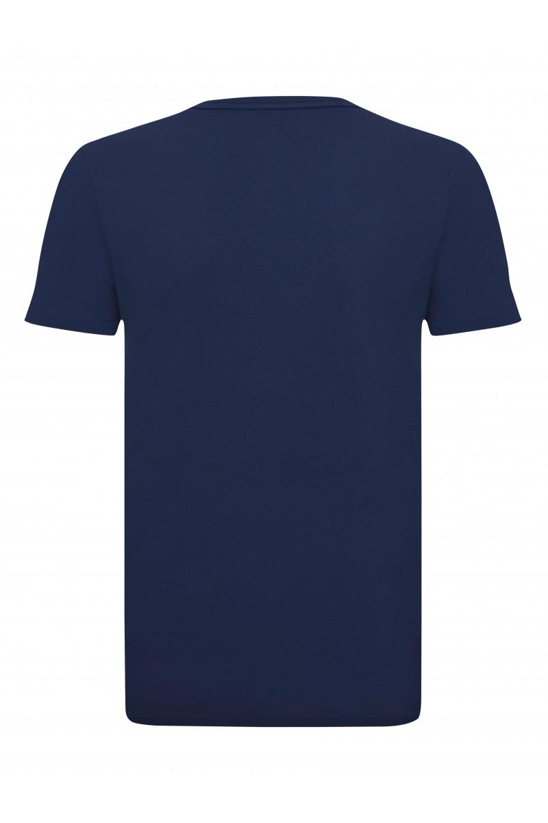 Herren T-Shirt MARINE