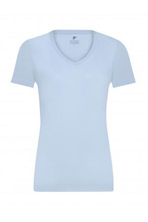 Damen T-Shirt BLAU