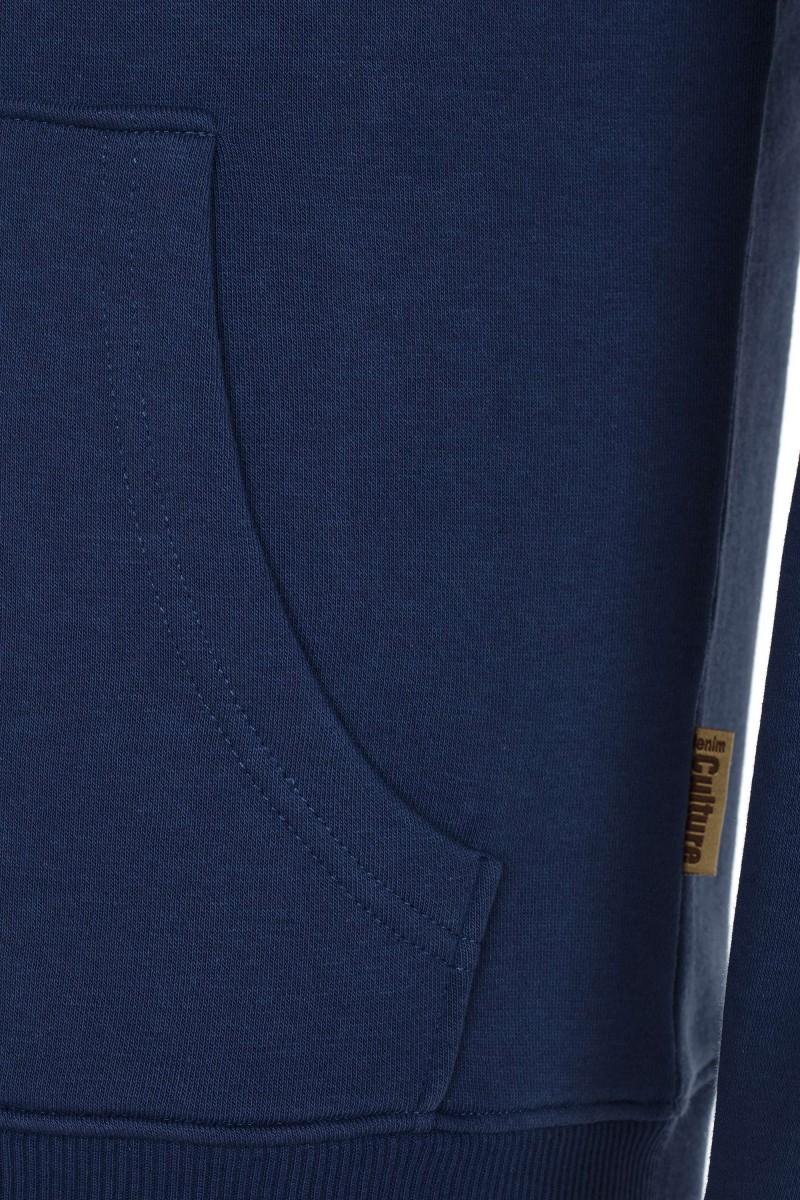 Herren Sweat Jacket DENIM