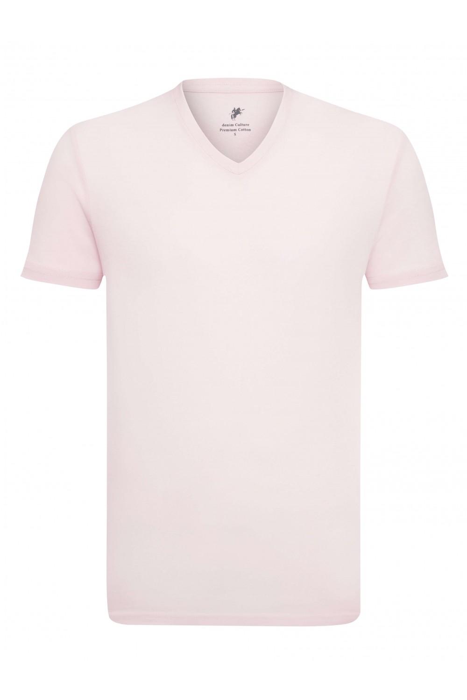 Herren T-Shirt PUDER