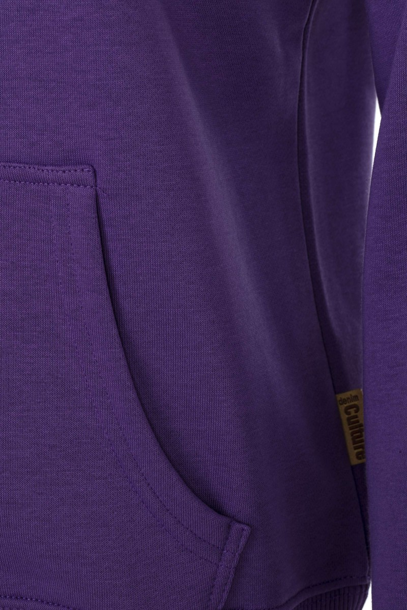 Damen Sweatshirt PFLAUME
