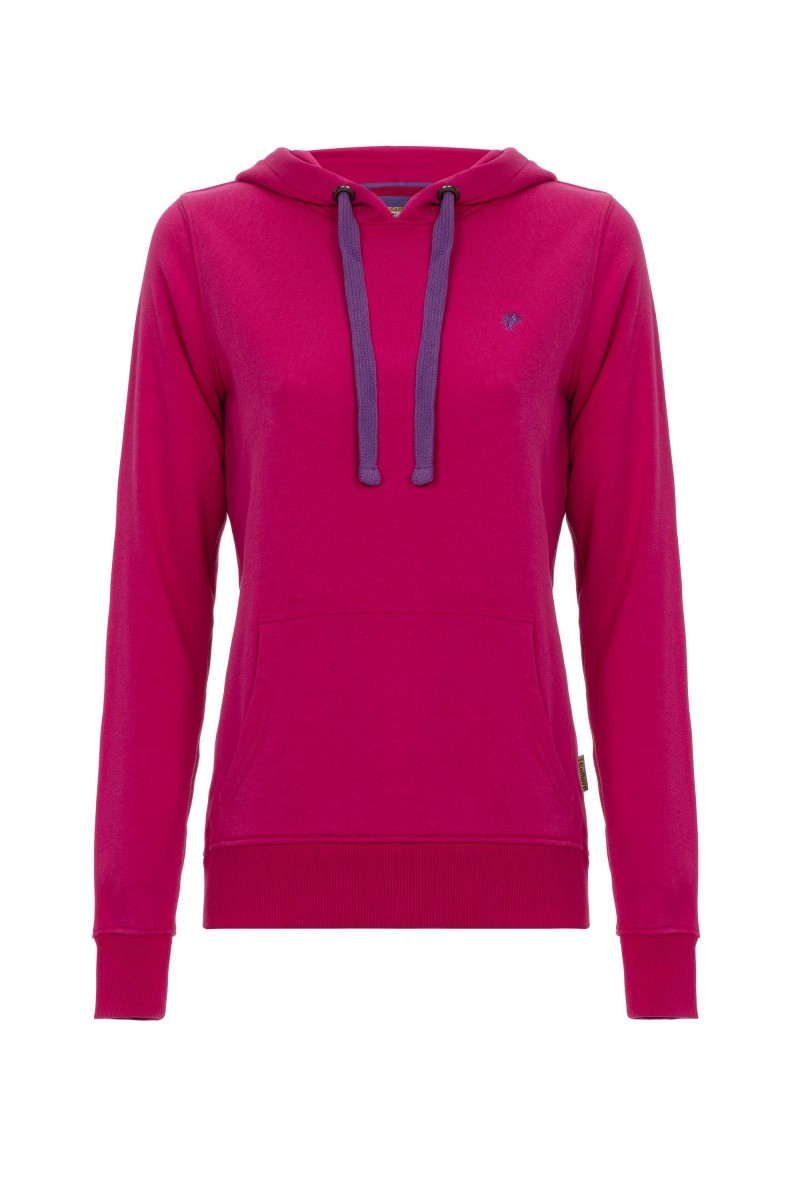 Damen Sweatshirt D.PINK