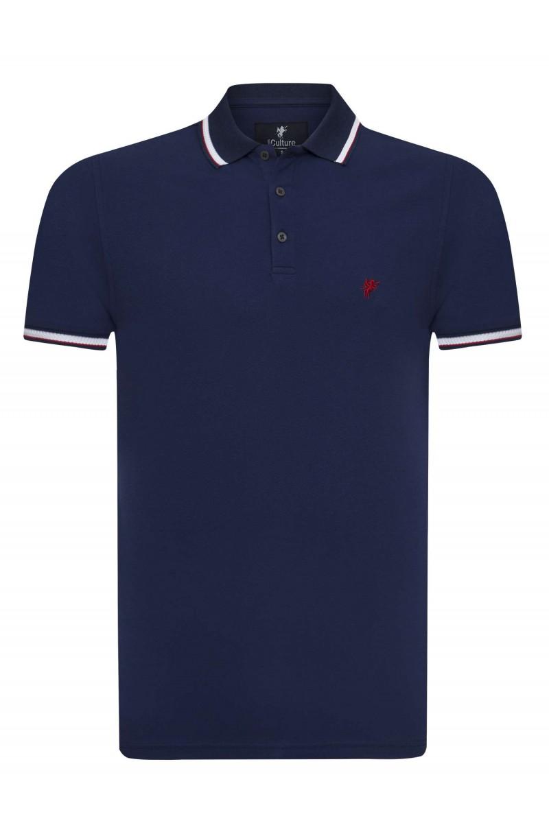 Herren Polo Shirt MARINE