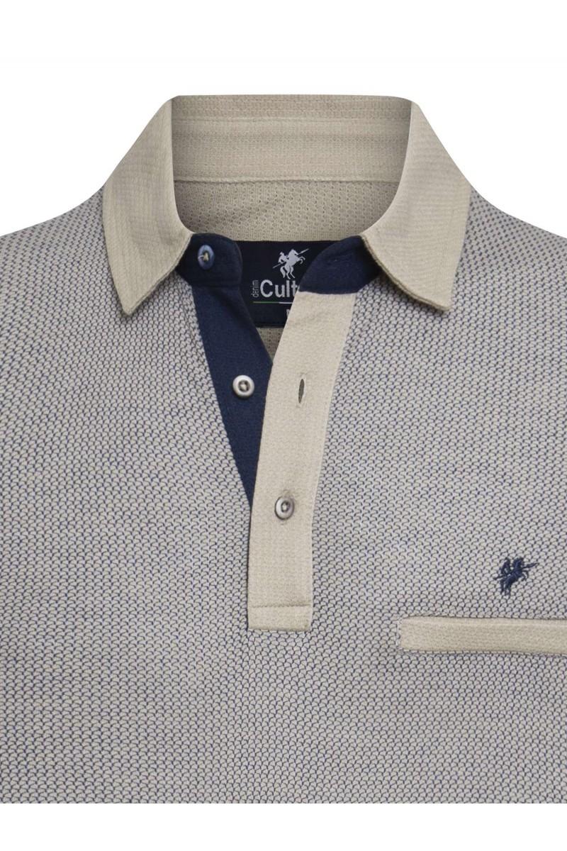Herren Polo Shirt BEIGE