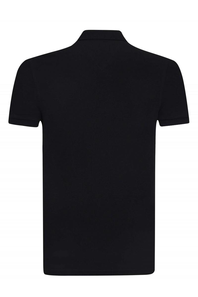 Herren Polo Shirt BLACK