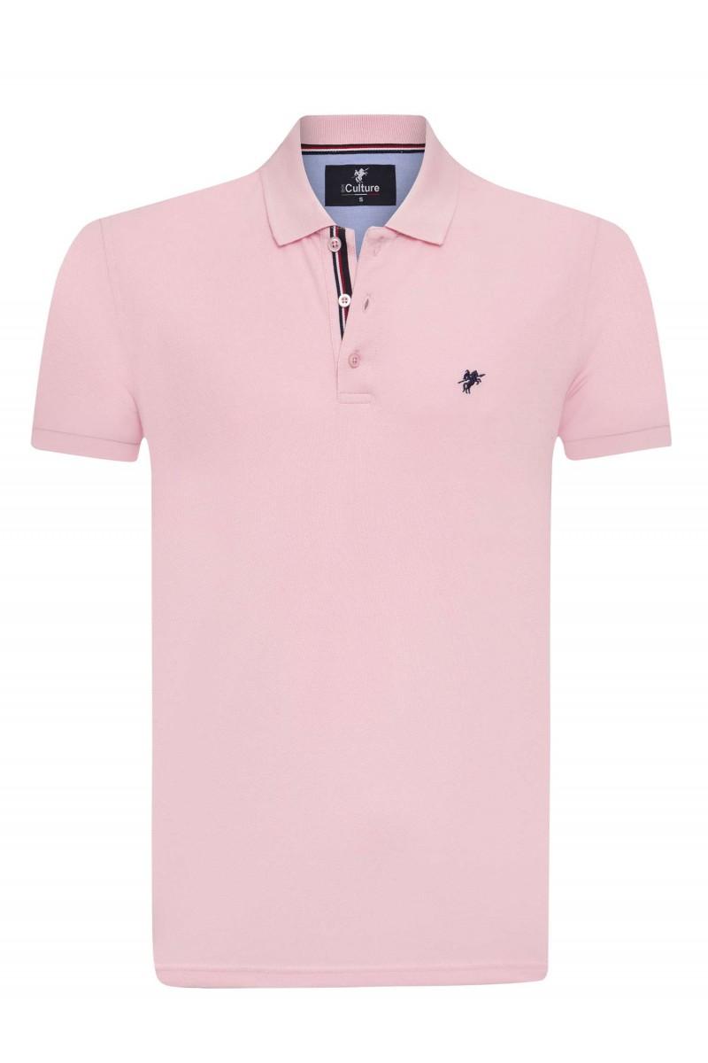 Herren Polo Shirt PINK
