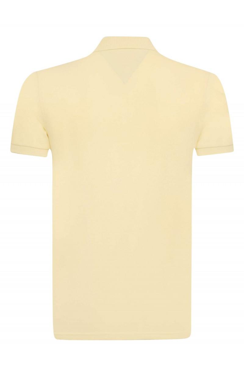 Herren Polo Shirt GELB