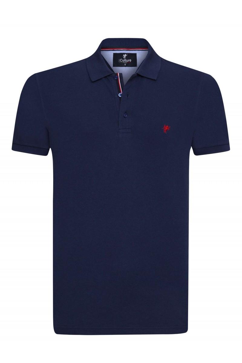 Herren Polo Shirt INDIGO