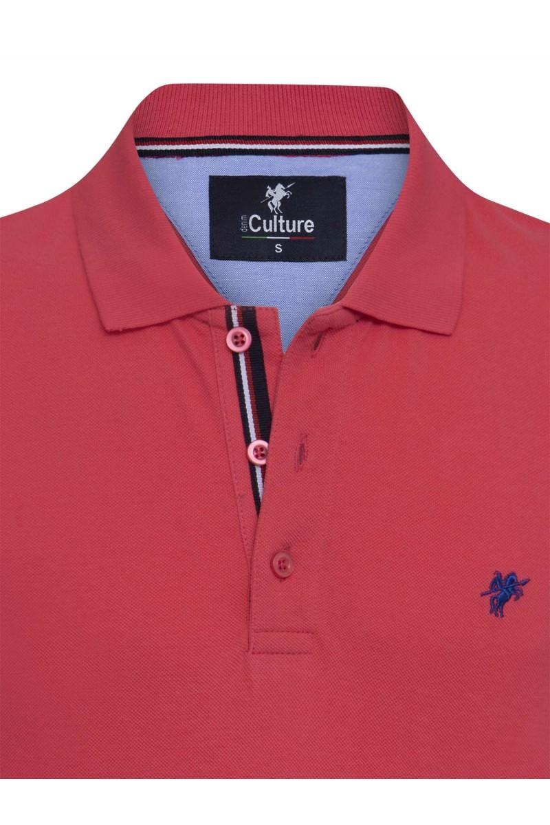Herren Polo Shirt KORALLE