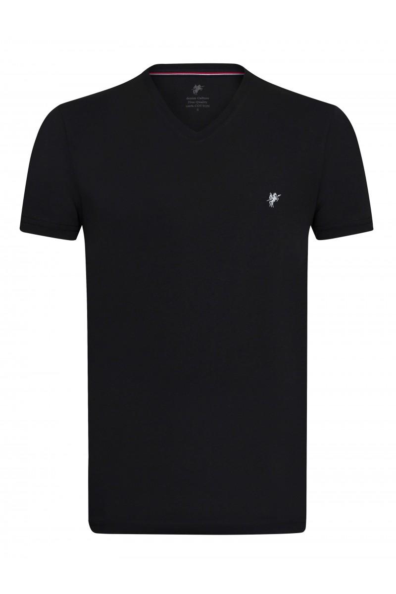 Herren T-Shirt BLACK