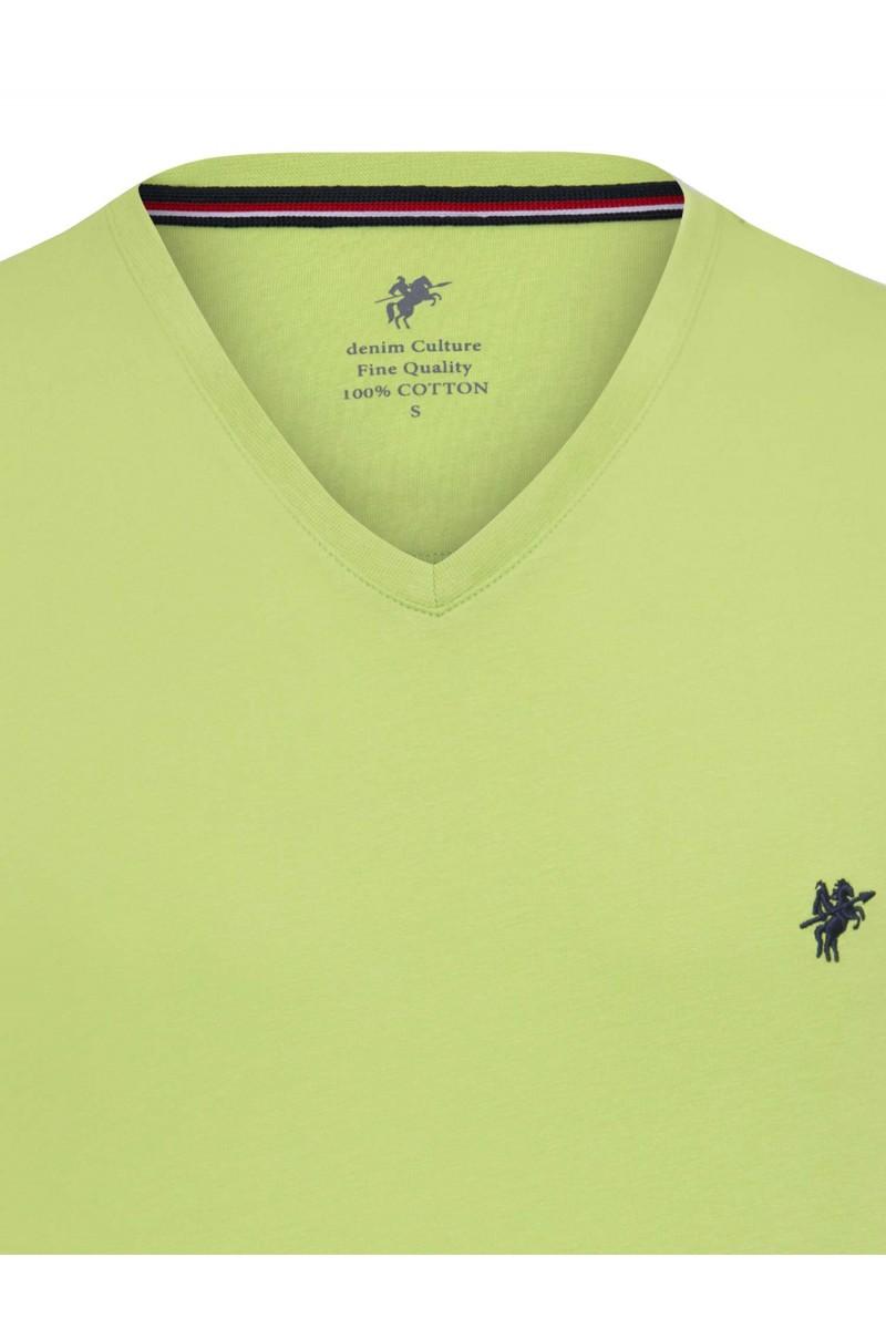 Herren T-Shirt PISTAZIE