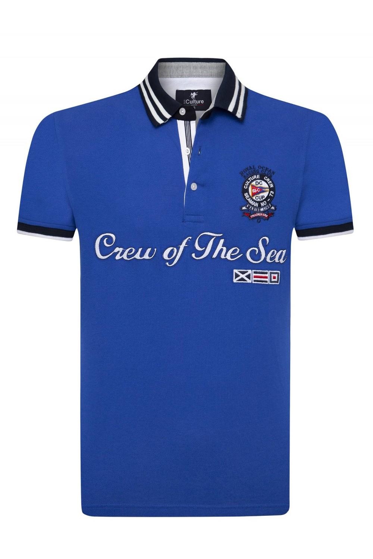 Herren Polo Shirt ROYAL