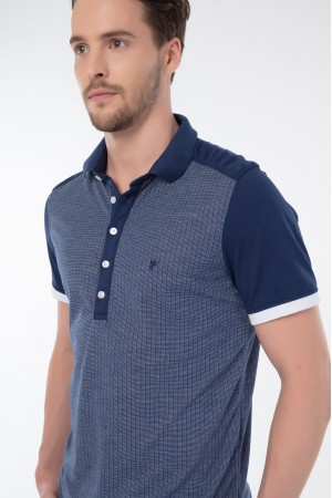 Herren Polo Shirt NAVY