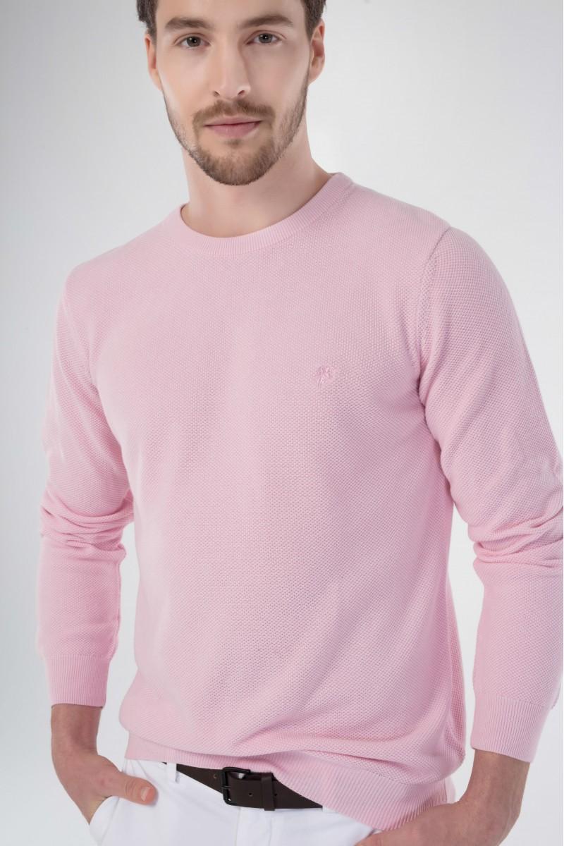 Herren Pullover PINK