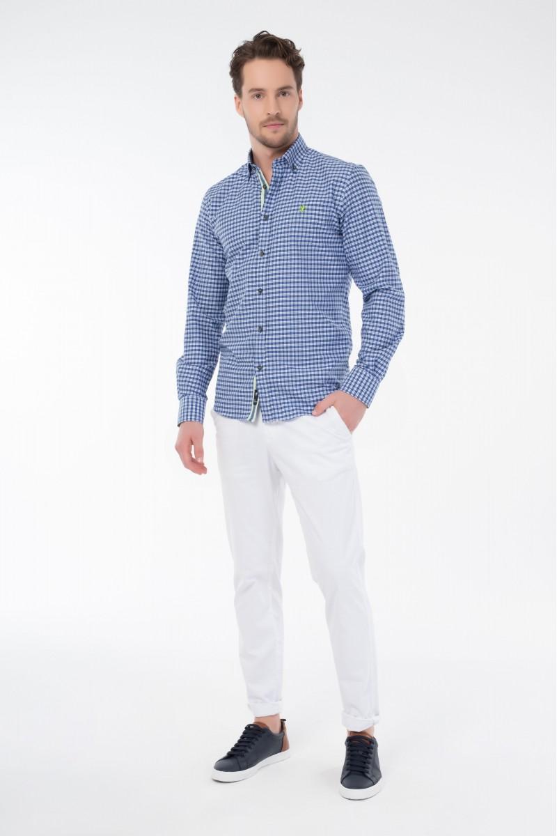 Herren Shirt ROYAL