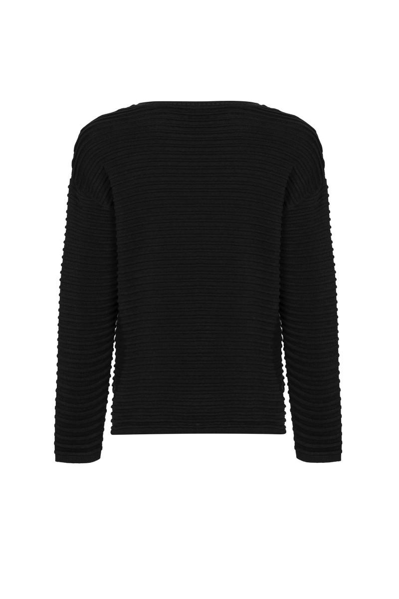 Damen U Boot  Pullover BLACK