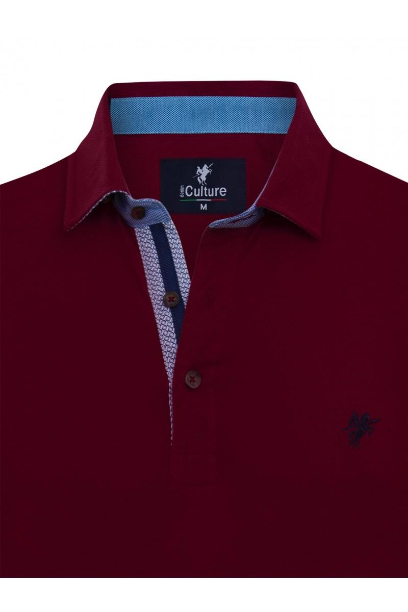 BORDOAUX Baumwoll Poloshirt für Herren