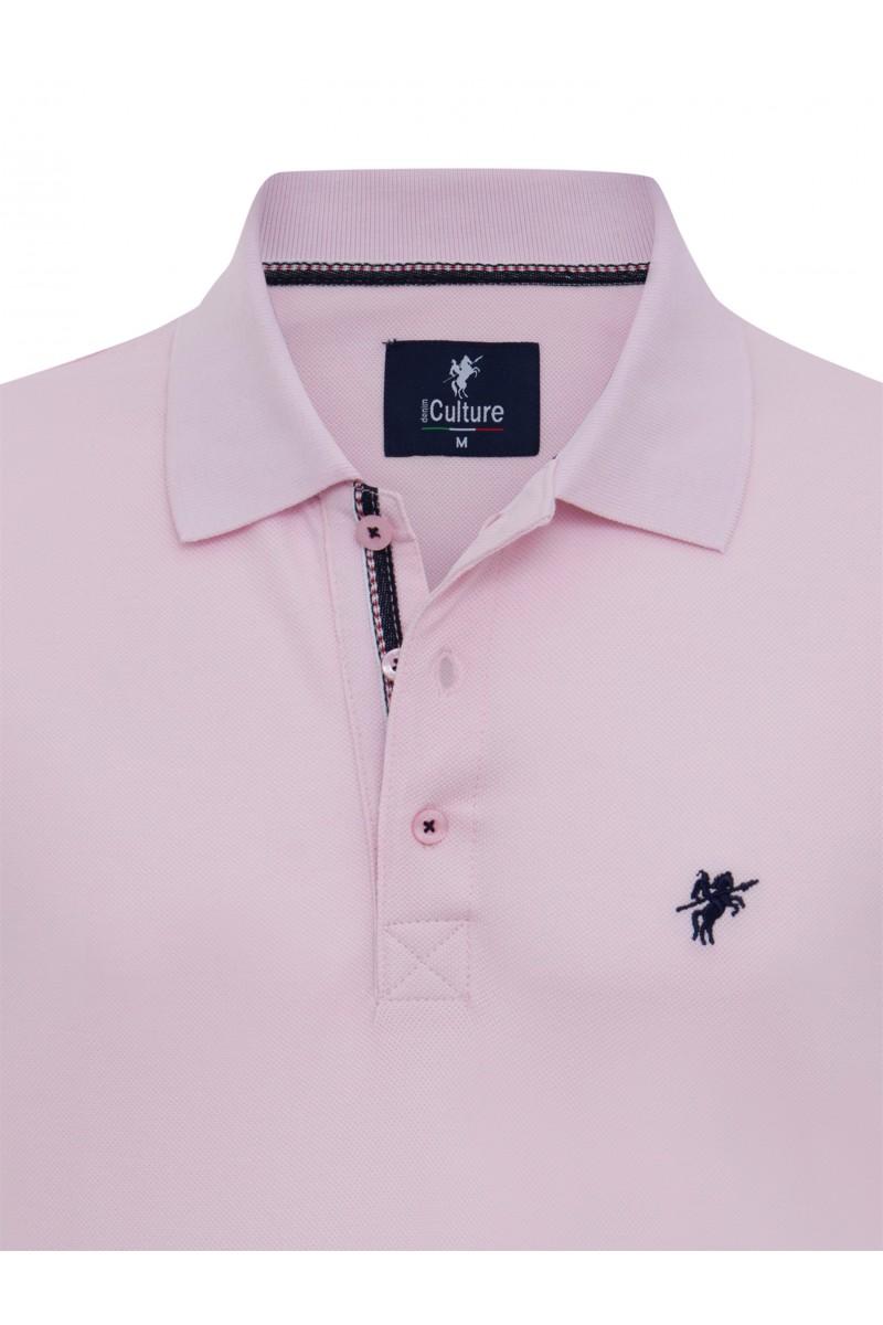 PUDER Baumwoll Poloshirt für Herren
