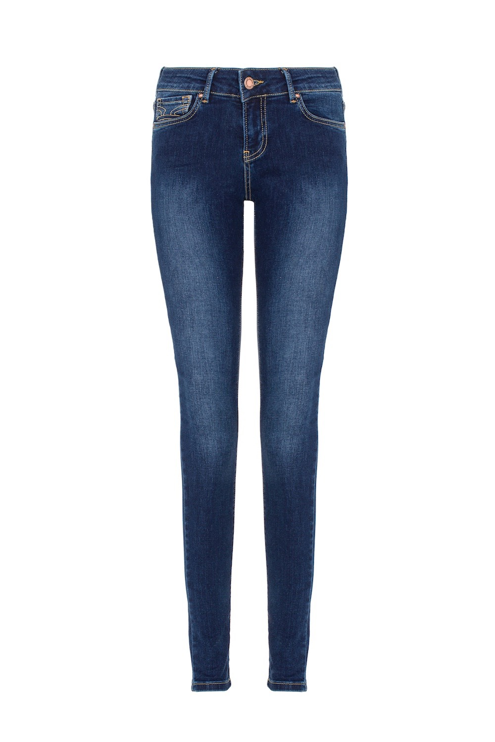 Straight Fit Woven Jean HELLA Damen
