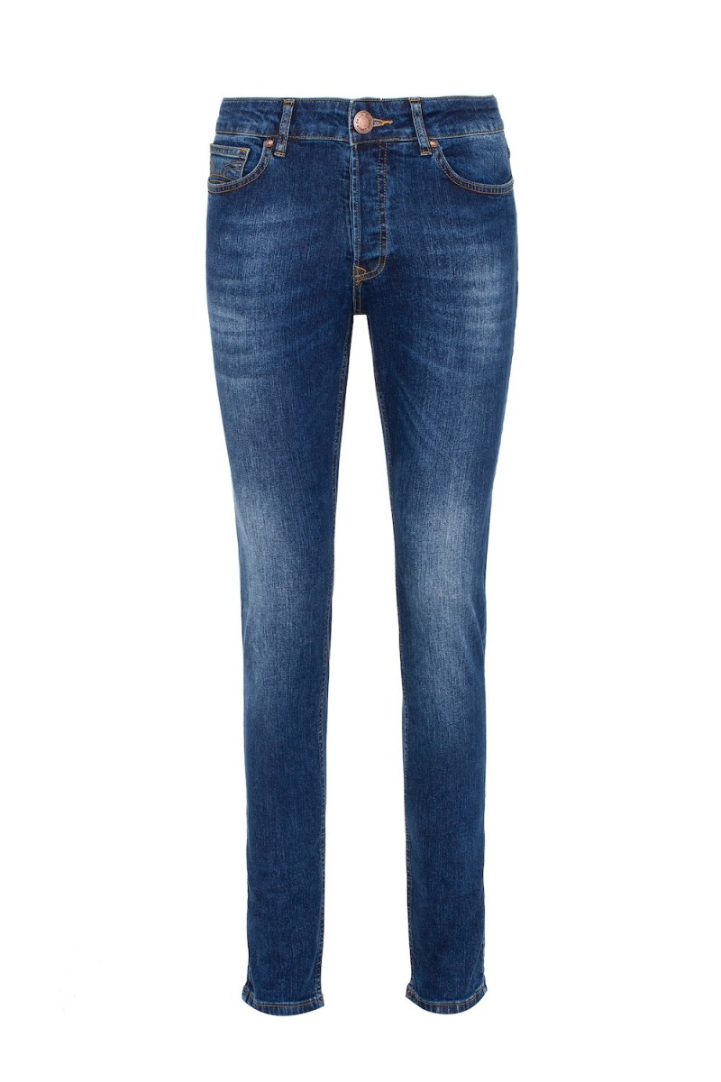 Normal Fit Woven Jean LUIS Herren