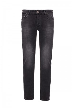 Straight Fit Denim Jean SERGIO Herren